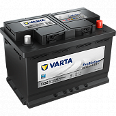 Купить VARTA Promotive Heavy Duty D33 6СТ-66 (O.П.) 510А
