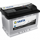 Купить VARTA Black Dynamic E13 6СТ-70 (О.П.) 640А