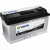 Купить VARTA Black Dynamic F6 6СТ-90 (О.П.) 720А