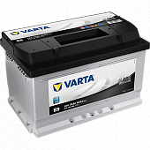 Купить VARTA Black Dynamic E9 6СТ-70 (О.П.) Низкий 640А