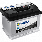 Купить VARTA Black Dynamic C11 6СТ-53 (О.П.) Низкий 470А